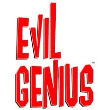 I really hate to say this but it's reality that Evil people are Geniuses (well in their own capacity of course)!
